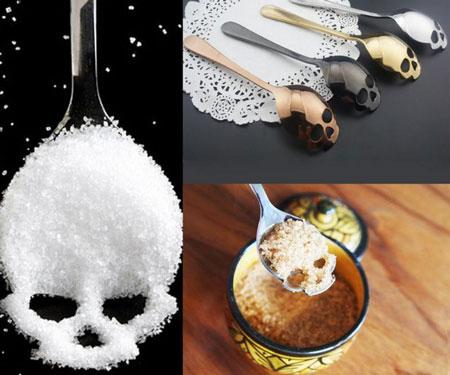 skull teaspoons