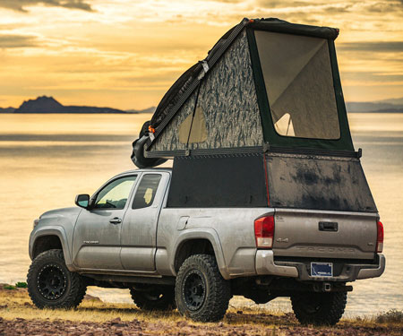 The Go-Fast Camper Off-Road Popup Camper