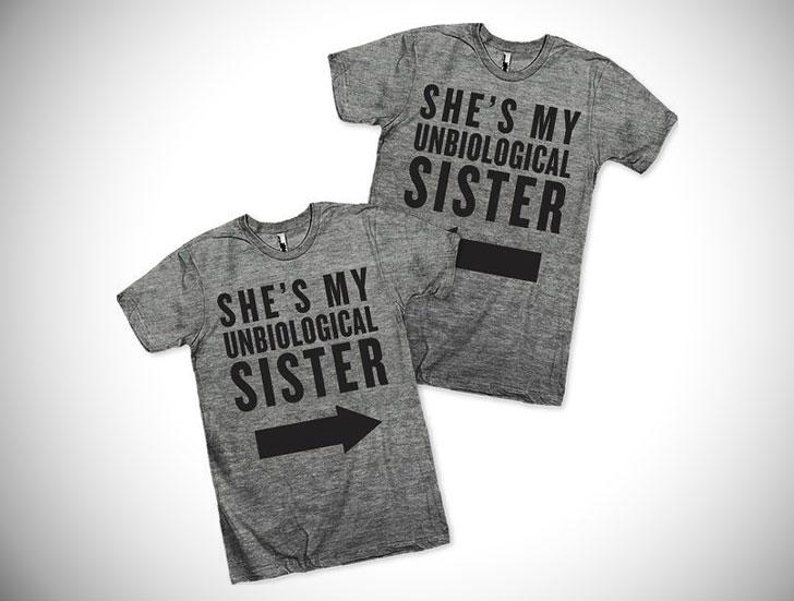 5485c8c25 37 Greatest Matching Best Friend Shirts For 2! ( Friendship Shirts )