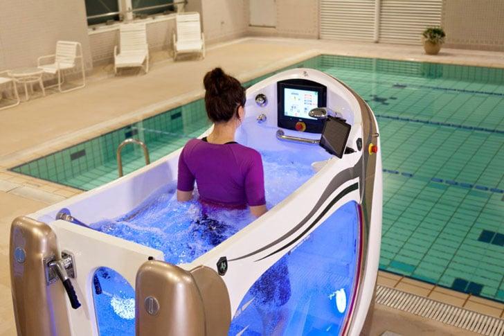 Water Walker Underwater Treadmill
