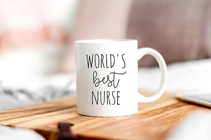 Worlds Best Nurse Mug & 43+ Greatest Nurse Gifts For Nurses You Can Buy - Awesome Stuff 365