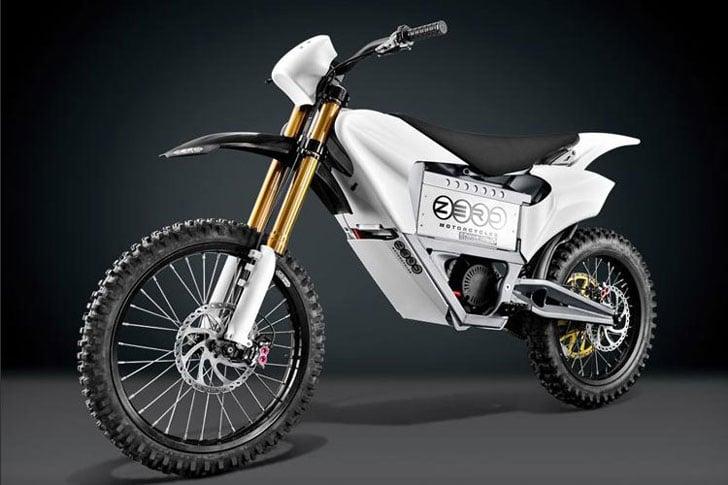 Zero MX Motocross Electric Dirt Bike