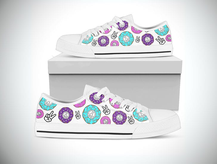 donut worry shoes