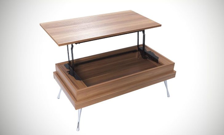 lift-top coffee tables