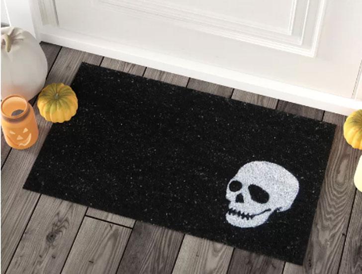Skull Doormats