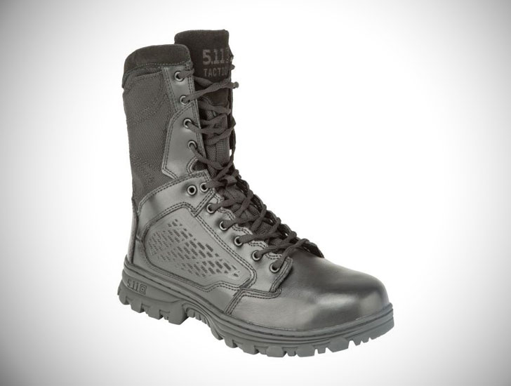 5.11 Evo 8 Boots with Side Zip - Combat Boots For Men