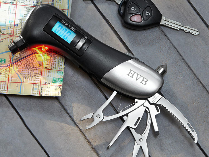 9-in-1 Auto Emergency Tool
