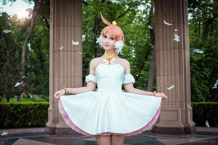 Ahiru Anime Princess Tutu Cosplay Costume