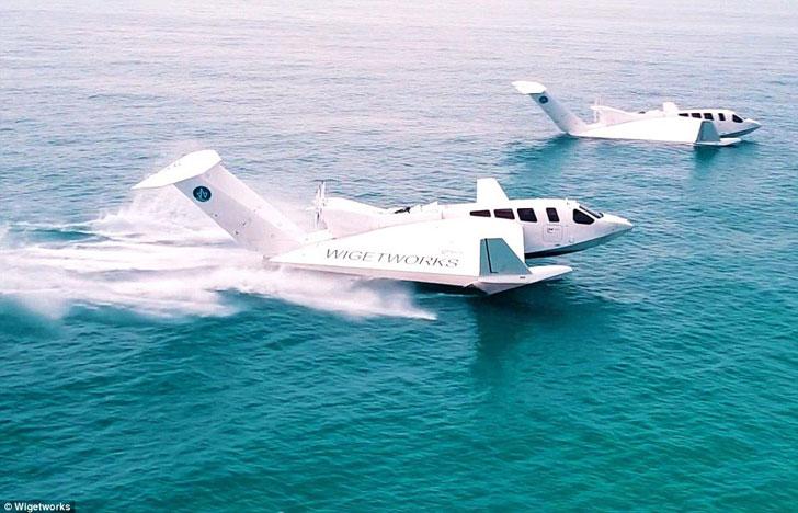 Airfish 8 Flying Marine Craft