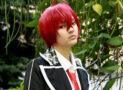 Anime Starry Sky Cosplay Costume