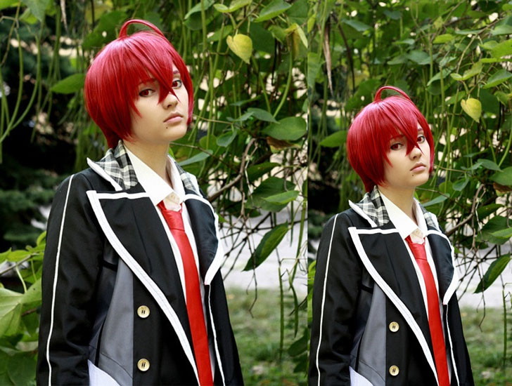 Anime Starry Sky Cosplay Costume