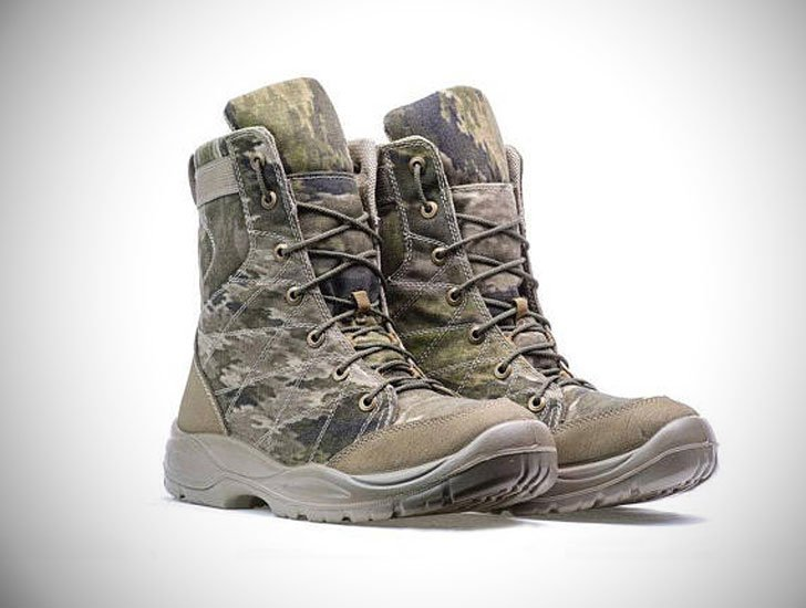 Army Tactical Cordura Combat Sneakers