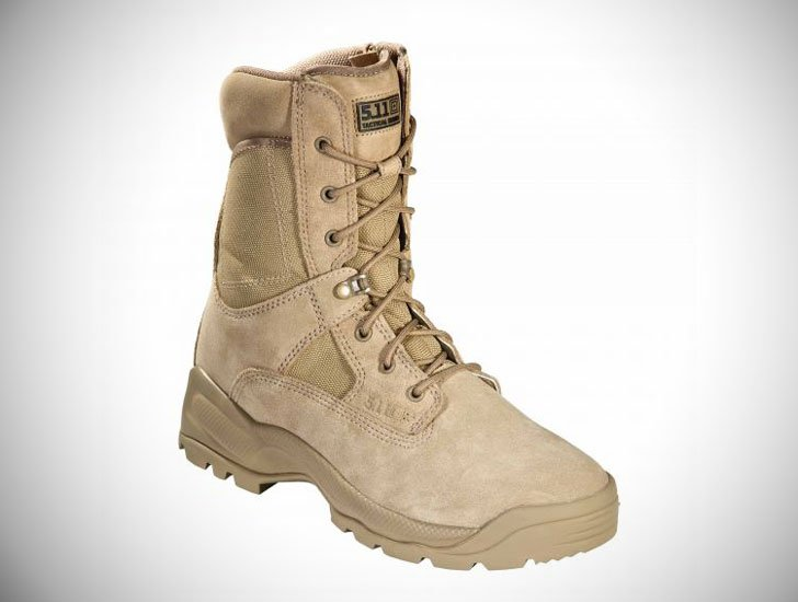 """Atac 8"""" Coyote Military Boots"""