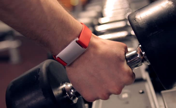 Aura Band Fitness Tracker