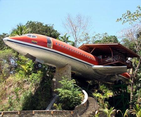 Boeing 727 Hotel