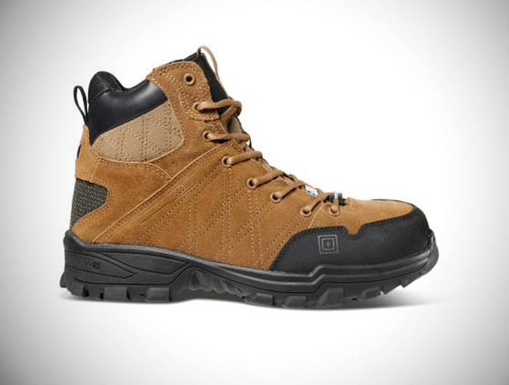 Cable Hiker Carbon Tac Toe Boots - Combat Boots For Men