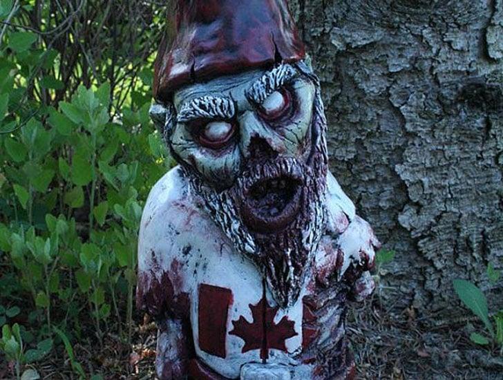 Canada Zombie Gnome