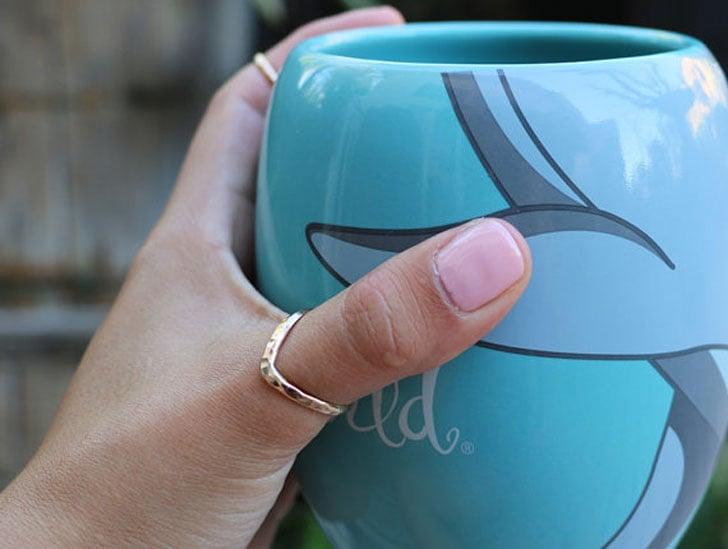 Chevron V Thumb Ring