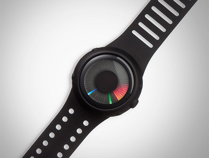 Chromatic LED Watch