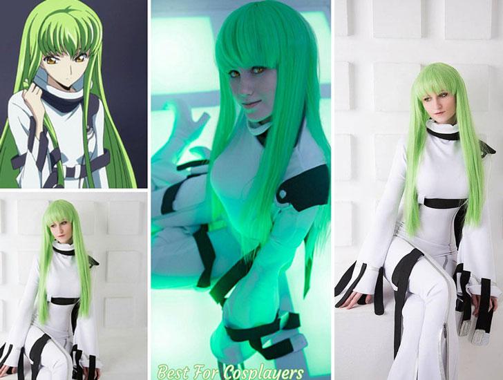 Code Geass CC Anime Costume - anime costumes