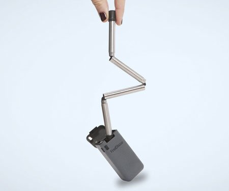 Collapsible Reusable Straw