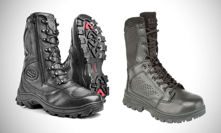 combat boots for men