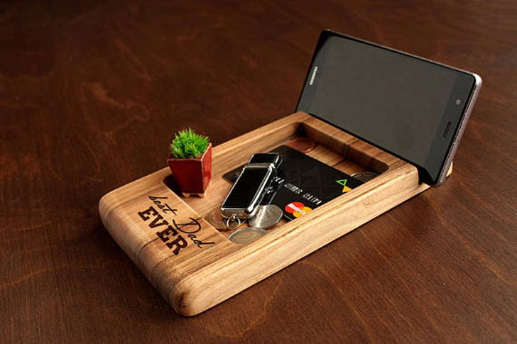 Custom Desk Organizer
