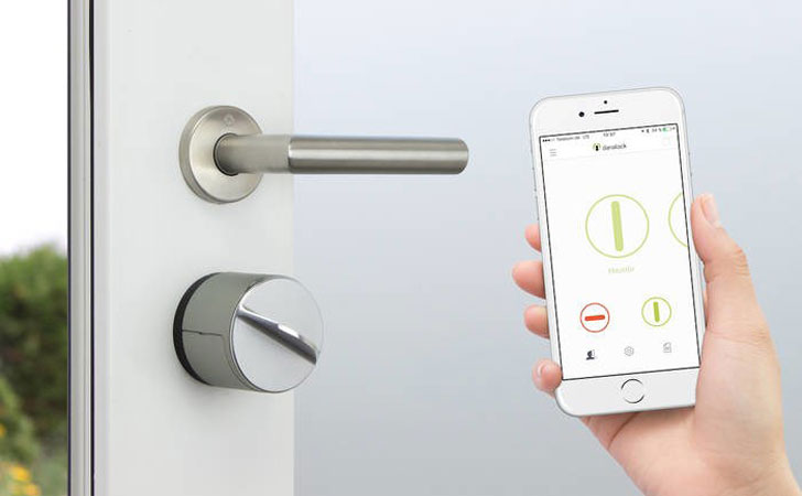 Danalock V3 Smart Door lock