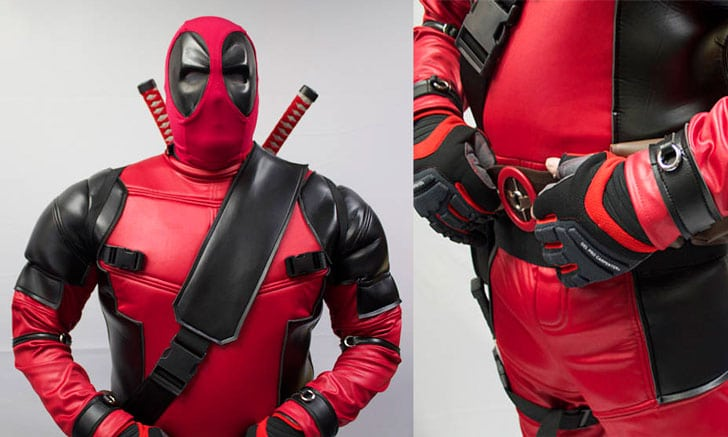 Deadpool costumes for adults