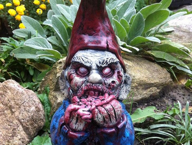 Eatmore Guts Zombie Garden Gnome