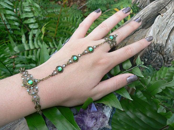Elfin Slave Bracelet