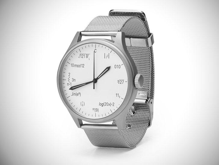 Equation Geek Watch - Stylish & Unique Men's Watches Under $200
