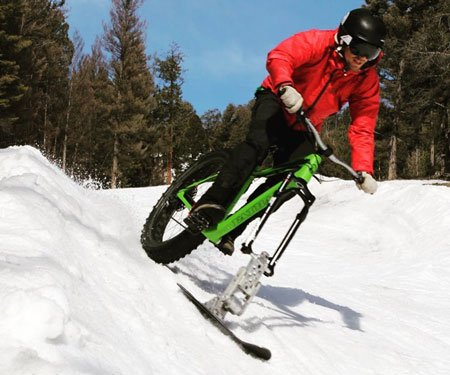 Fat Bike Skis