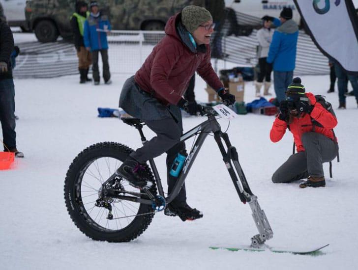 Fat Bike Skis