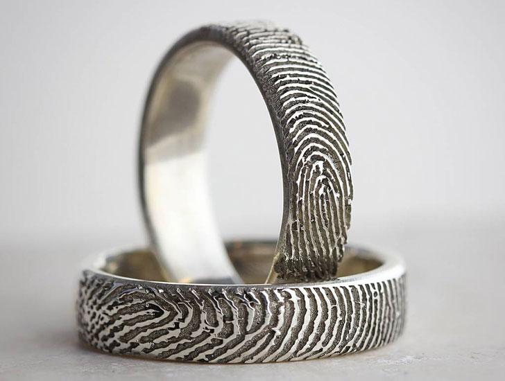 Fingerprint Rings