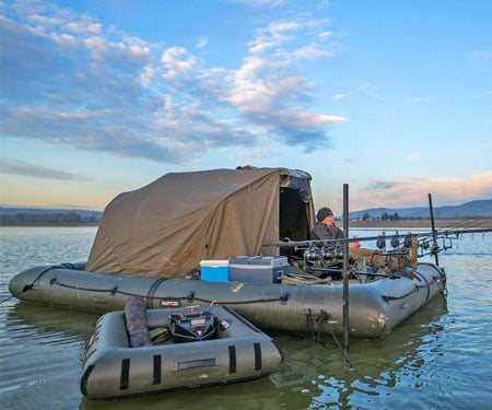 Floating Fishing Platforms