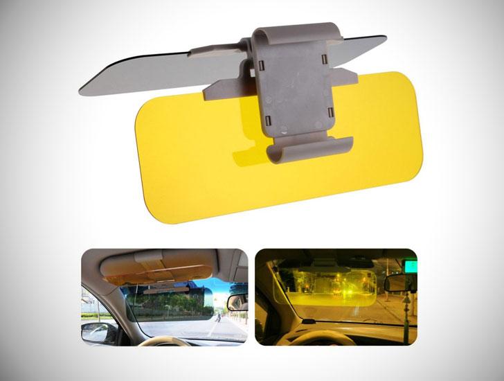 Glare Blocking Car Visors