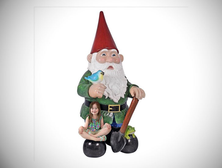 Gottfried Giant Garden Gnome Statue