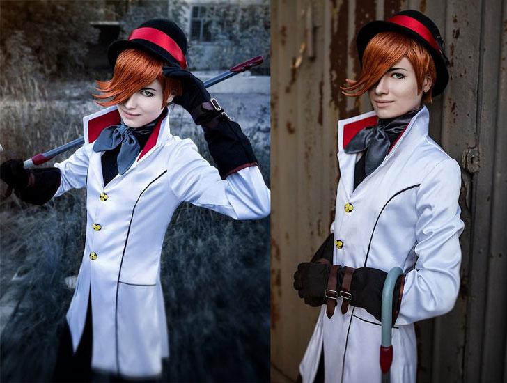 Handmade Roman Torchwick Anime Costumes - anime costumes