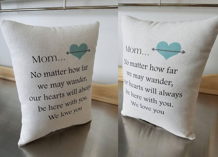 Home Decor Mom Pillow