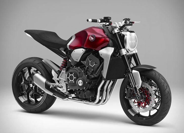 Honda Neo Sports Cafe Motorcycle