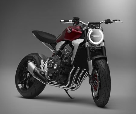 Honda Neo Sports Cafe Motorcycle