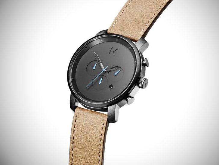 MVMT Gunmetal Chrono 45mm Watch - Stylish & Unique Men's Watches Under $200