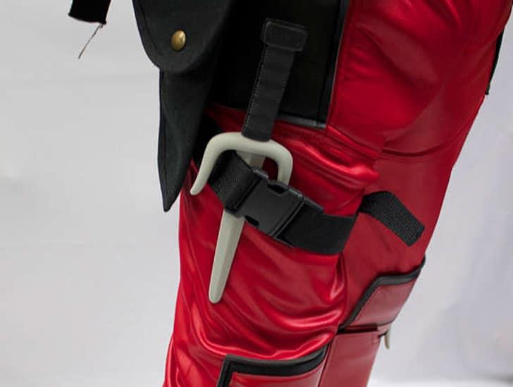 Magic Dream Inc. Adults Deadpool Costume