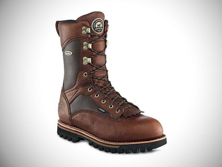 "Men's Irish Setter 12"" Hunting Boots - Combat Boots For Men"