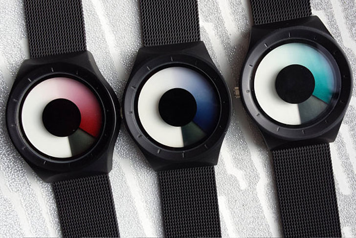 Men's Modern Eclipse Softech London Watch