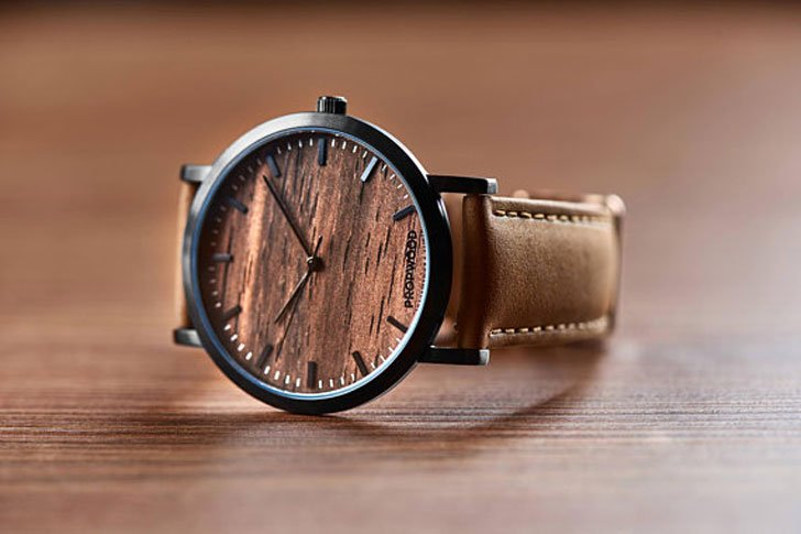 Men's Propwood Watch