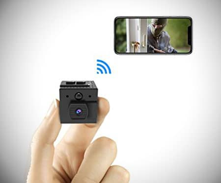 Mini Wifi Spy Camera