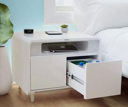 Multi-Tasking Smart Side Table