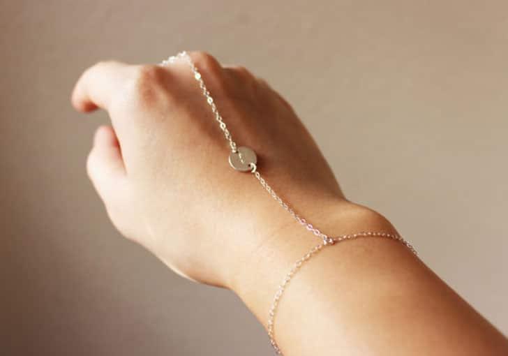 Personalized Slave Bracelet